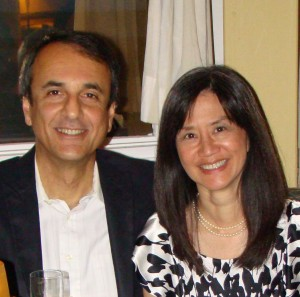 John and Pam Economides